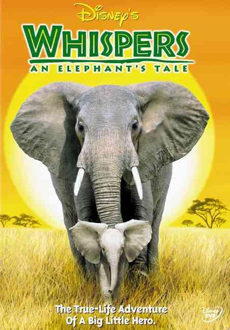 DISNEY'S WHISPERS:ELEPHANT'S TALE BY BASSETT,ANGELA (DVD)