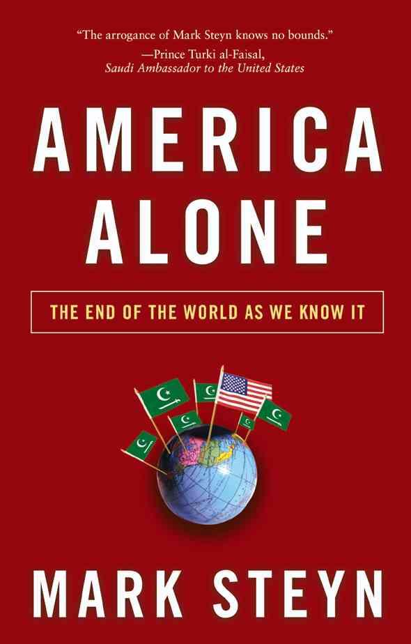 America Alone By Steyn, Mark